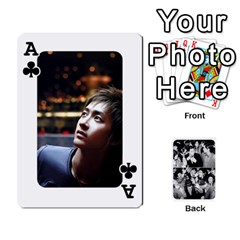 Ace Suju Playing Cards By Mia Story   Playing Cards 54 Designs   W8tp8dk6qnxd   Www Artscow Com Front - ClubA
