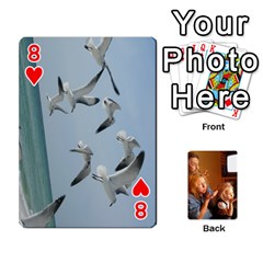 Playing Cards By Mary Stewart   Playing Cards 54 Designs   0na6ocpm2eg9   Www Artscow Com Front - Heart8