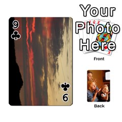 Playing Cards By Mary Stewart   Playing Cards 54 Designs   0na6ocpm2eg9   Www Artscow Com Front - Club9