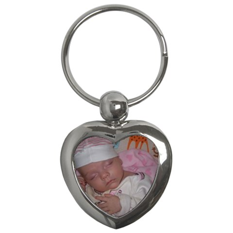 By Jennifer   Key Chain (heart)   H7opzcg2dwh4   Www Artscow Com Front