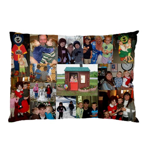 Pillowcase By Faith Hale   Pillow Case   Pjeqc938rby5   Www Artscow Com 26.62 x18.9 Pillow Case