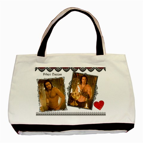 Dastan By Holly   Basic Tote Bag   Ejzp2rs3dadb   Www Artscow Com Front