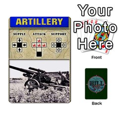 Battle Hill 218 By Jorge   Playing Cards 54 Designs   5r365eh2sd95   Www Artscow Com Front - Club10