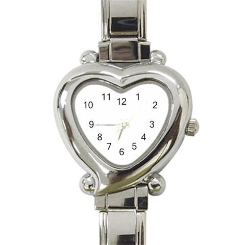 I Love Conner Watch By Michelle Vanco   Heart Italian Charm Watch   7n65cs8f4eea   Www Artscow Com Front