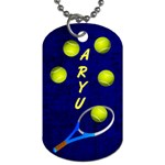 aryu - Dog Tag (One Side)
