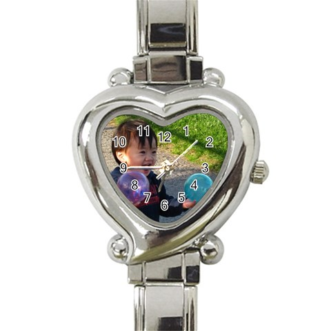 Ball Watch By Momfong   Heart Italian Charm Watch   S0vrjz2fowct   Www Artscow Com Front