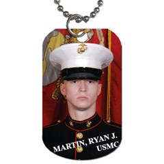 Ryan By Charlotte Martin   Dog Tag (two Sides)   Eesgu21gjxbd   Www Artscow Com Front