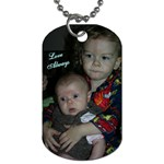 love always  - Dog Tag (One Side)