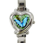 Sam - Heart Italian Charm Watch