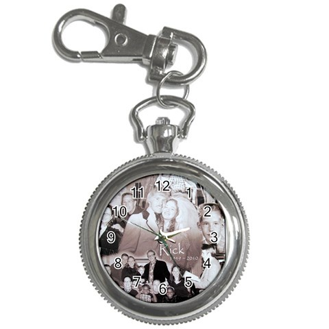Memorial Watch By Naomi Thompson   Key Chain Watch   9ls4qwfvy0dt   Www Artscow Com Front