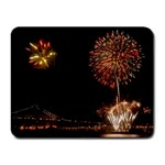 fireworks-color Small Mousepad