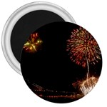 fireworks-color 3  Magnet