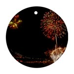 fireworks-color Ornament (Round)