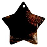 fireworks-color Ornament (Star)