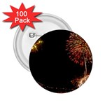 fireworks-color 2.25  Button (100 pack)