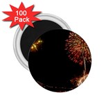 fireworks-color 2.25  Magnet (100 pack)