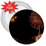 fireworks-color 3  Button (10 pack)