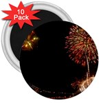 fireworks-color 3  Magnet (10 pack)