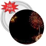 fireworks-color 3  Button (100 pack)