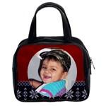 my 3rd bag - Classic Handbag (One Side)