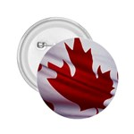 canadian-flag 2.25  Button