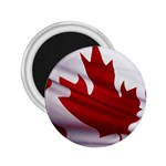 canadian-flag 2.25  Magnet