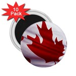 canadian-flag 2.25  Magnet (10 pack)