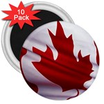 canadian-flag 3  Magnet (10 pack)
