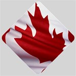 canadian-flag Car Window Sign