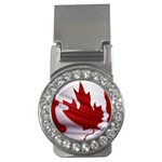 canadian-flag Money Clip (CZ)