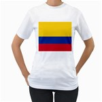 Flag_of_Colombia Women s T-Shirt