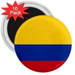 Flag_of_Colombia 3  Magnet (10 pack)