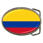 Flag_of_Colombia Belt Buckle