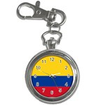 Flag_of_Colombia Key Chain Watch