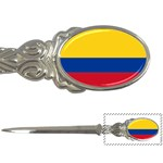Flag_of_Colombia Letter Opener