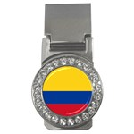 Flag_of_Colombia Money Clip (CZ)