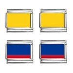 Flag_of_Colombia 9mm Italian Charm (4 pack)