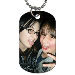 :d By Hollie   Dog Tag (two Sides)   M2n46mim1lx4   Www Artscow Com Front