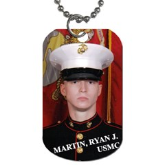 Ryan/ari By Charlotte Martin   Dog Tag (two Sides)   Ffssn51ky4qs   Www Artscow Com Front
