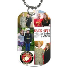 Ryan/ari By Charlotte Martin   Dog Tag (two Sides)   Ffssn51ky4qs   Www Artscow Com Back