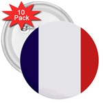 FR 3  Button (10 pack)