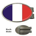 FR Money Clip (Oval)