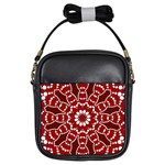 BubStari Circle Art Girls Sling Bag
