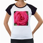 Rose-slideshow-112x131 Women s Cap Sleeve T