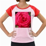 Rose-slideshow-112x131 Women s Cap Sleeve T-Shirt