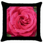 Rose-slideshow-112x131 Throw Pillow Case (Black)