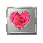 Rose-slideshow-112x131 Mega Link Heart Italian Charm (18mm)