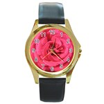 Rose-slideshow-112x131 Round Gold Metal Watch