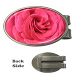 Rose-slideshow-112x131 Money Clip (Oval)