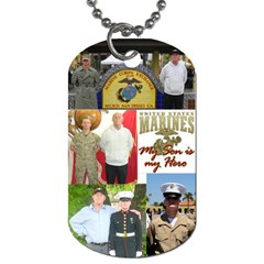 Ryan/joe By Charlotte Martin   Dog Tag (two Sides)   J7s3fcimy3dr   Www Artscow Com Back
